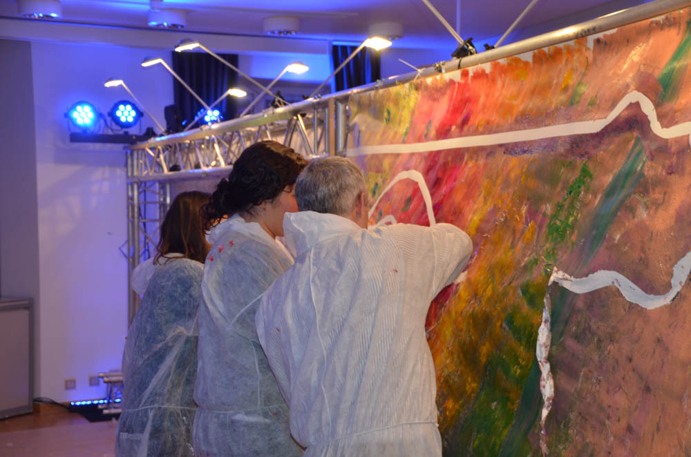Team building / La fresque